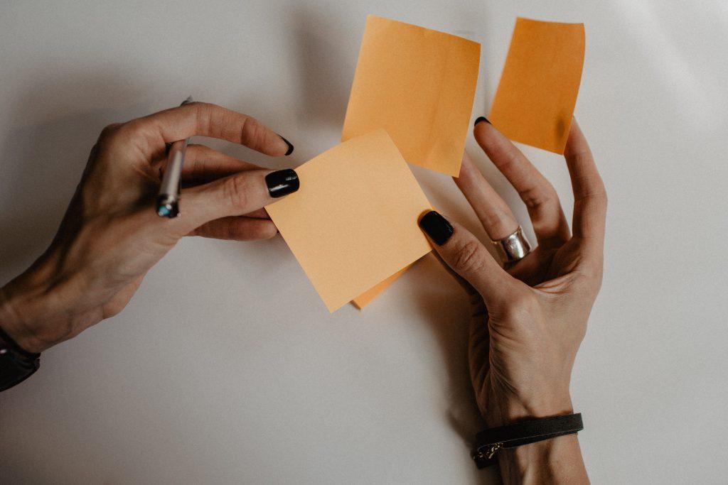 """Tipsene til en litt enklere hverdag. Har du en liste for listen og trenger hjelp til å organisere selve listene? Kanskje lage en """"mother of all lists""""? Sjekk ut Nilles ukeplan."""