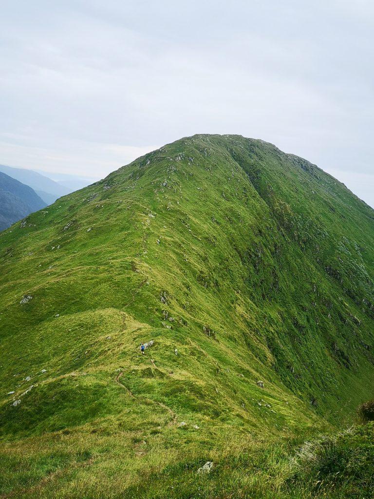 Hausdalshorga eller mini-Besseggen finner du i Fana og Ytrebygda. Et fjell som er på manges ønskeliste. Perfekte bilder til Instagram-kontoen din ;-)